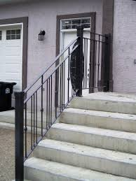 Iron Stair Banister Stairs Amazing Indoor Wrought Iron Railings Excellent Indoor