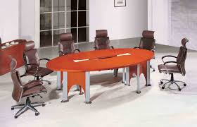 Oval Boardroom Table Breathtaking Conference Table And Chairs Wooden Oval Conference