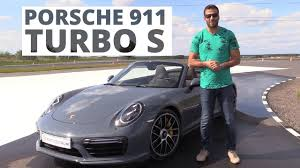 autocentrum lexus youtube porsche 911 turbo s cabrio 3 8 580 km 2016 test autocentrum pl