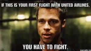 Tyler Durden Meme - is oscar munoz really tyler durden hilarious united memes monkey