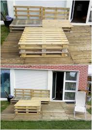 At Home Furniture Inexpensive Wood Pallet Ideas That You Should Try At Home