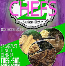 chefs cuisine 2 chefs southern cuisine home menu prices