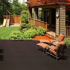 Backyard Flooring Options by Types Of Outdoor Patio Flooring 16 Best Home Design Ideas