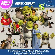 shrek clipart png images digital cliparts graphic stickers