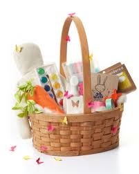 personalized easter basket 31 awesome easter basket ideas martha stewart