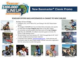 win 100k with seaguar classic contest
