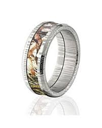 Duck Band Wedding Rings by Damascus Steel Rings Damascus Steel Wedding Ring Mens Damascus