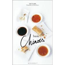 livre cuisine chinoise basic chinois livres de cuisine livre de cuisine de