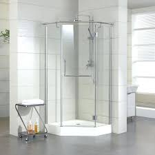 shower neo angle shower doors canada neo angle shower door