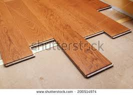hardwood floor installation stock images royalty free images