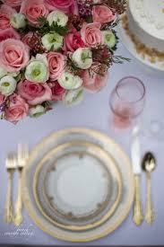 Pink And Gold Table Setting by 7 Tips For Inspired Entertaining French Country Cottage