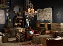 retro livingroom modern vintage living room living rooms living room ideas image