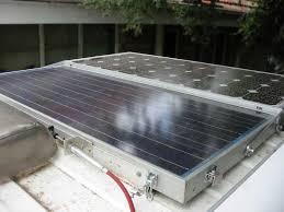 solar setup for manins a u0027van applause