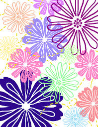 wrapping papers printable flower wrapping paper wikihow