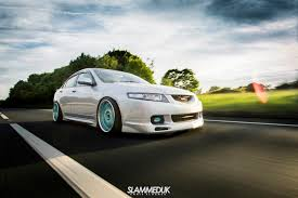 stanced honda inspired hoho u0027s accord type s slammeduk