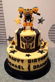 transformer birthday cakes kids grace ful cakes