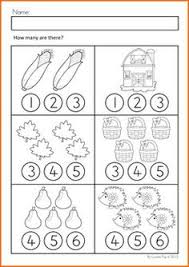 count the objects in each group printable worksheets number 2