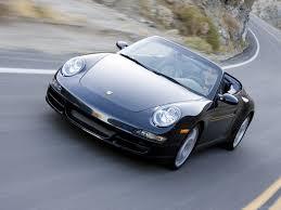 porsche carrera 2007 porsche 911 carrera 4s cabriolet 2007 pictures information