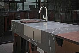 outdoor kitchen sinks and faucets bbqube outdoor kitchen moco vote