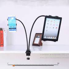 flex gooseneck table phone desk wall mount stand holder for ipad