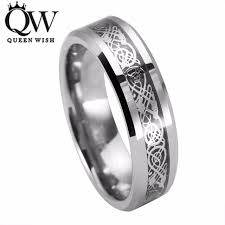 celtic wedding rings queenwish eternity unique wedding bands vintage tungsten