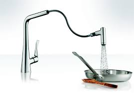 grohe 32 178 000 k7 single handle kitchen faucet with pull out
