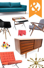 Cheap Mid Century Modern Furniture 202 Best Retro Suburban Life Images On Pinterest Midcentury