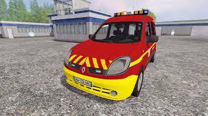 renault kangoo 2015 renault kangoo fire service for farming simulator 2015
