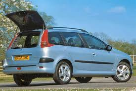 peugeot estate cars for sale peugeot 206 sw 2002 2006 used car review car review rac drive