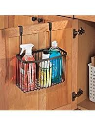 Under Cabinet Kitchen Storage by Shop Amazon Com Under Sink Organizers