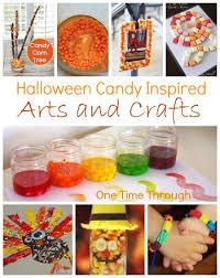 40 fun halloween candy activities for kids onetimethrough