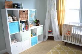 Tall Bookshelves Ikea by Cheap Kids Room Storage Design With Ikea Hemnes Bookcase And Cozy