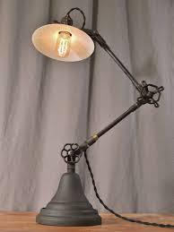 vintage metal desk lamps image yvotubecom digital dandelion