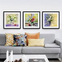 Posters For Living Room by Online Get Cheap Watercolor Painting Flowers Aliexpress Com