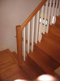 How To Install Stair Banister American Staircrafters Of Maryland Stairs Staircase Stair Rail