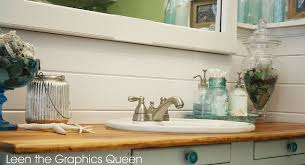 our sea glass inspired beach bathroom remodel hometalk