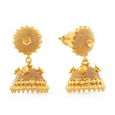 malabar earrings buy malabar gold earring mhaaaaabjthn for women online malabar