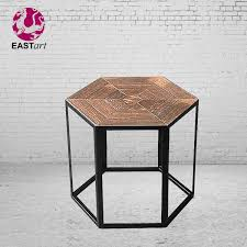 Old Wooden Coffee Tables by Wood Old Vintage Wrought Iron Wood Coffee Table A Few Rough Edges