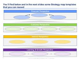 strategy map template 12 best strategy map template balanced scorecard template by