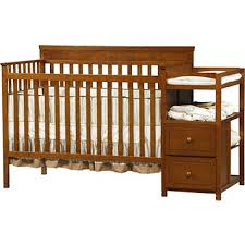 4 In 1 Crib With Changing Table Gettington Delta Houston 4 In 1 Crib U0027n Changer