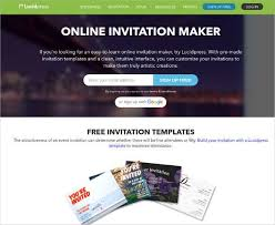 invitation maker app top best 12 online invitation makers tools to make your invite
