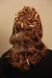 Frisuren Renaissance Anleitung by Arwen Braid From Lord Of The Rings Tutorial In German But