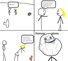 Forever Alone Know Your Meme - forever alone comic forever alone know your meme