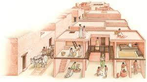 indus valley civilization houses and buildings dk find out