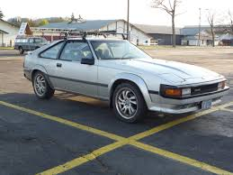 curbside classic 1985 toyota celica supra mk ii u2013the one i should