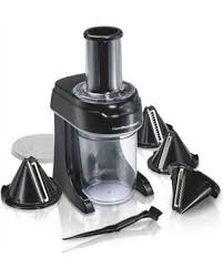 Amazing Deal on Hamilton Beach Spiralizer 6 Cup Food Processor In Black