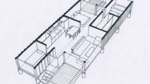 architectural floor plans shipping container architecture floor plans shipping container
