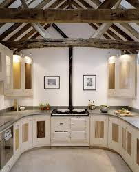 attic u shaped kitchen design home inspiring