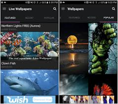 free wallpaper for android phone the best wallpaper apps for your android phone greenbot