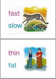opposites words opposites games and worksheets for kids funnycrafts